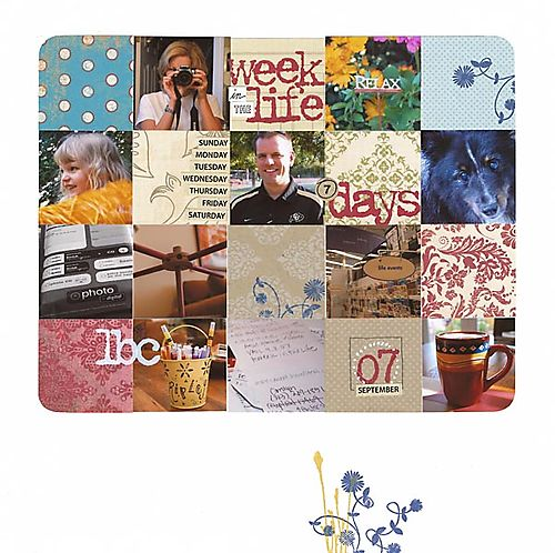 Cover page A Week in the Life 2007