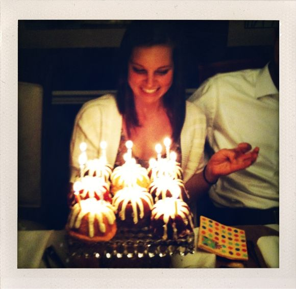 Happy (belated) birthday Avery!