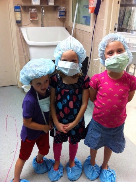 Little docs in training
